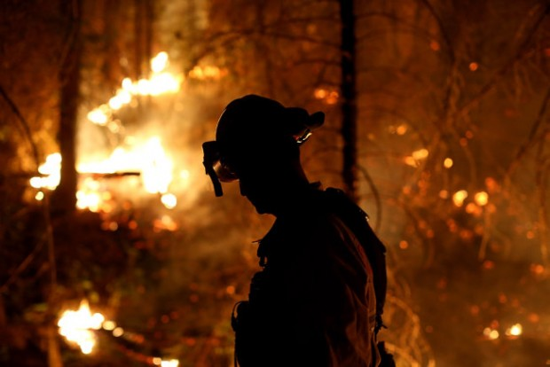 Hung Out to Dry: Politics Puts Out Wildfire Funding Fix