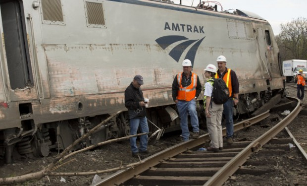 Speed Control Was Installed, Not On at Time of Amtrak Crash