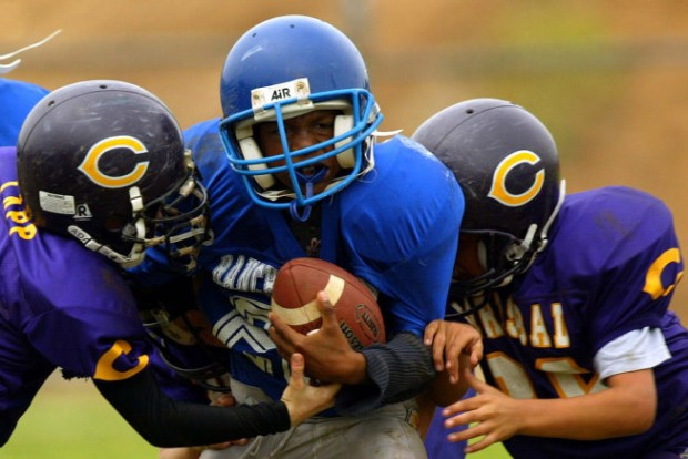 Youth Football Linked to Long-Term Brain Damage in NFL Players